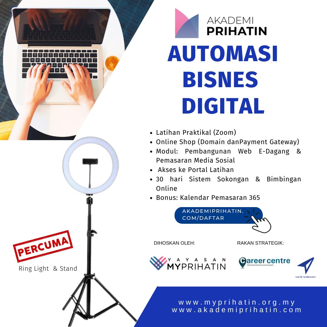 Program Usahawan Online